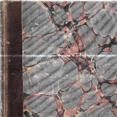 Libros antiguos: CURSO ELEMENTAL COMPLETO DE PRACTICA FORENSE. D. JUAN MARIA RODRIGUEZ. TERCERA EDICION. 1847.. Lote 111580867