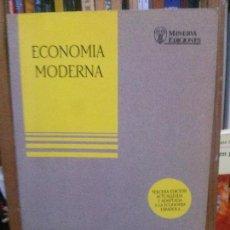 Libros antiguos: ECONOMIA MODERNA, PHILIP HARDWICK, EDICIONES MINERVA.. Lote 111892051