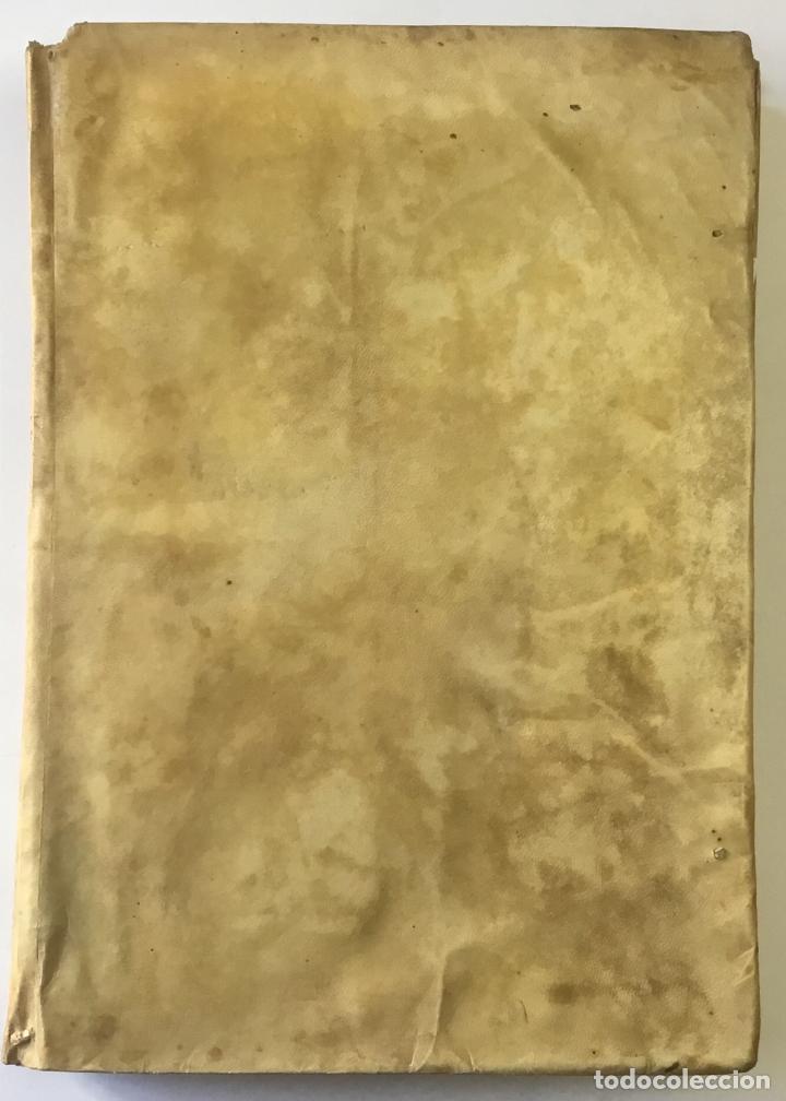 Libros antiguos: COMPENDIO DE LOS ESTATUTOS DE ESTA SANTA IGLESIA METROPOLITANA DE BURGOS, HECHOS EL AÑO DE MIL Y QUI - Foto 11 - 112436459