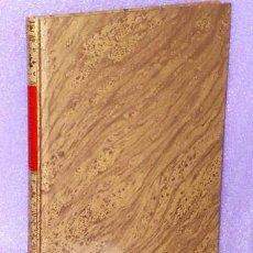 Libros antiguos: INFORME DE LEY AGRARIA (FACSÍMIL+LIBRETO DE PRESENTACIÓN.). Lote 112744627