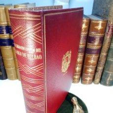 Libros antiguos: UN SIGLO EN LA VIDA DEL BANCO DE BILBAO - PRIMER CENTENARIO (1857-1957) - BILBAO - 1957 -. Lote 113260739