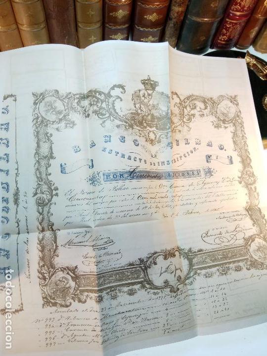 Libros antiguos: UN SIGLO EN LA VIDA DEL BANCO DE BILBAO - PRIMER CENTENARIO (1857-1957) - BILBAO - 1957 - - Foto 8 - 113260739