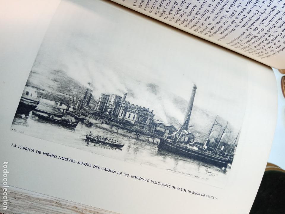 Libros antiguos: UN SIGLO EN LA VIDA DEL BANCO DE BILBAO - PRIMER CENTENARIO (1857-1957) - BILBAO - 1957 - - Foto 10 - 113260739