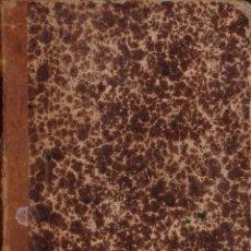 Libros antiguos: IMPERATORIS IUSTINIANI INSTITUTIONUM. LIBRI QUATOUR - ISMAEL CALVO Y MADROÑO; C.E. DE GONGORA, 1903. Lote 113445943