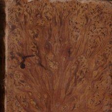 Libros antiguos: RECITACIONES DEL DERECHO CIVIL ROMANO DE JUAN HEINECIO, TOMO I - LIBRERIA DE PASCUAL AGUIILAR 1888. Lote 113446063