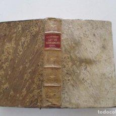 Libros antiguos: NUEVA EDICIÓN DE LA LEY DE ENJUICIAMIENTO CIVIL VIGENTE EN LA REPÚBLICA DE CUBA. RM85768.. Lote 113653867