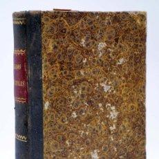 Libros antiguos: MANUAL ENCICLOPÉDICO TEORICO PRACTICO DE LOS JUZGADOS MUNICIPALES (FERMIN ABELLA) 1871. Lote 113739915