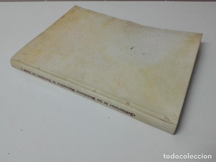 ORDINACIONS DE LOS MEDIADORES MERCANTILES DE BARCELONA TIRADA NUMERADA DE 100 EJEMPLARES PERGAMINO (Libros Antiguos, Raros y Curiosos - Ciencias, Manuales y Oficios - Derecho, Economía y Comercio)