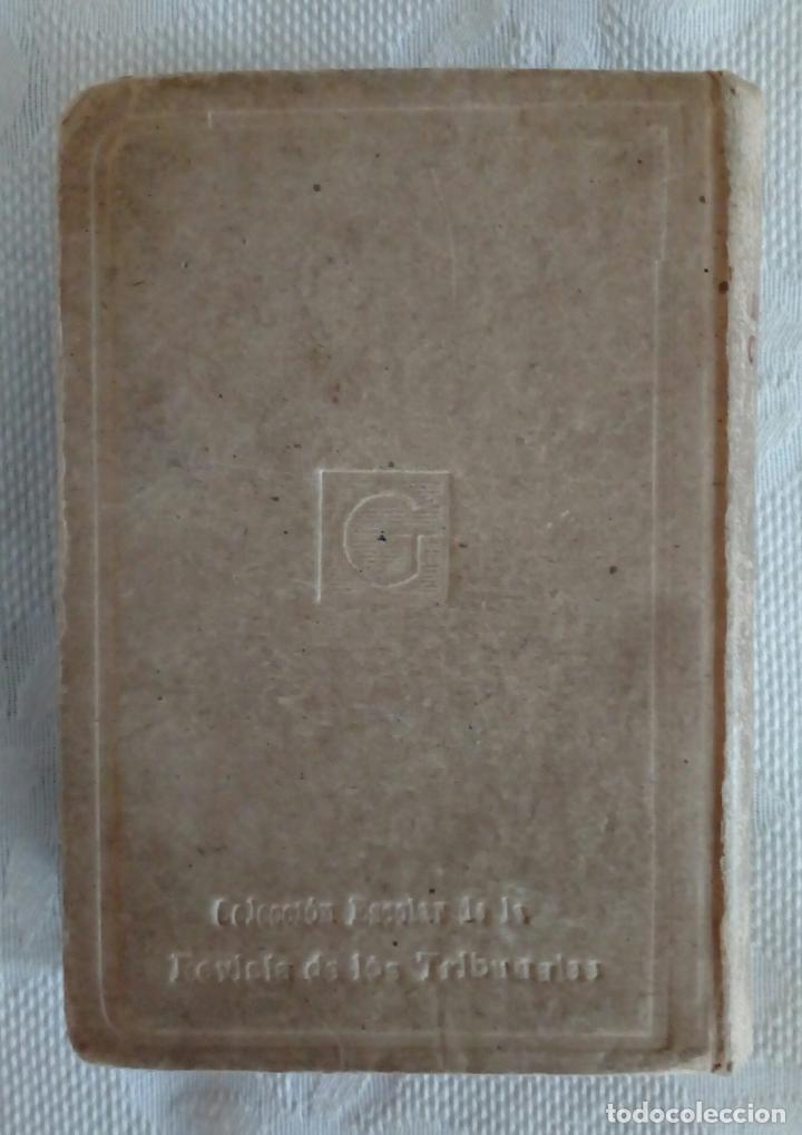 Libros antiguos: ENJUICIAMIENTO CIVIL - ED. GONGORA - MADRID 1881. - Foto 7 - 115502455