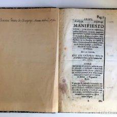 Libros antiguos: PLEITO...CON LOS SEÑORES DEAN Y CABILDO DE LA SANTA IGLESIA CATHEDRAL DE CIUDAD RODRIGO.. (1696?). Lote 115669679