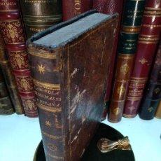 Libros antiguos: TRIBUNALES DE ESPAÑA - PRACTICA DE LOS JUZGADOS DEL REYNO - D. JUAN ANTONIO DE ZAMACOLA - 1806 - MAD. Lote 116906391