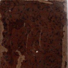 Libros antiguos: TOMO 1º DE LAS LEYES DE RECOPILACIÓN,QUE CONTIENE LOS LIBROS 1º, I 2º. IMPRENTA DE PEDRO MARÍN. Lote 117616411