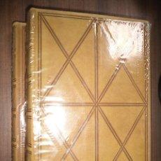 Libros antiguos: LAS SIETE PARTIDAS DE ALFONSO X EL SABIO. EDICION FASCIMIL. OBRA EN DOS TOMOS. TIRADA DE 1600 EJEMP.. Lote 118151135