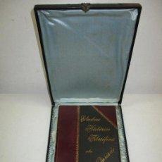 Libros antiguos: ESTUDIOS HISTÓRICO FILOSÓFICOS SOBRE EL NOTARIADO. ROLANDINO Y SUS OBRAS.FALGUERA, FÉLIX MARÍA. 1894. Lote 118151479