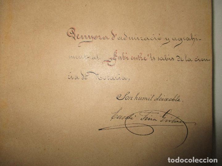 Libros antiguos: ESTUDIOS HISTÓRICO FILOSÓFICOS SOBRE EL NOTARIADO. ROLANDINO Y SUS OBRAS.FALGUERA, Félix María. 1894 - Foto 3 - 118151479