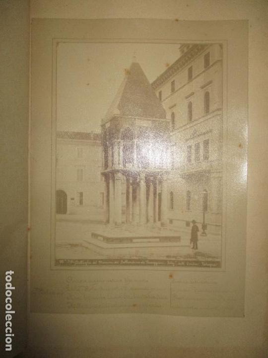 Libros antiguos: ESTUDIOS HISTÓRICO FILOSÓFICOS SOBRE EL NOTARIADO. ROLANDINO Y SUS OBRAS.FALGUERA, Félix María. 1894 - Foto 4 - 118151479