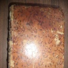 Libros antiguos: TOMO SEPTIMO DE LAS LEYES DE RECOPILACION QUE CONTIENE EL INDICE GENERAL DE ELLAS. M.DCC.LXXVI.. Lote 118235827