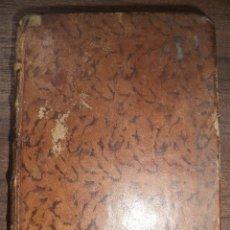 Libros antiguos: TOMO TERCERO DE LAS LEYES DE RECOPILACION QUE CONTIENE EL LIBRO QUINTO. M.DCC.LXXVII. . Lote 118526819