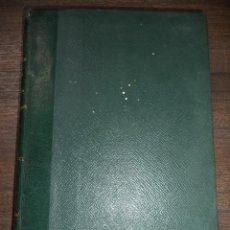 Libros antiguos: REPERTORIO CRONOLOGICO- ALFABETICO DE LA DOCTRINA HIPOTECARIA. JOSE SANCHEZ-MORENO Y RICO. 1930.. Lote 118792207