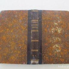 Libros antiguos: D. MARIANO CARRERAS Y GONZÁLEZ TRATADO DIDÁCTICO DE ECONOMÍA POLÍTICA. RM86141. Lote 119970247