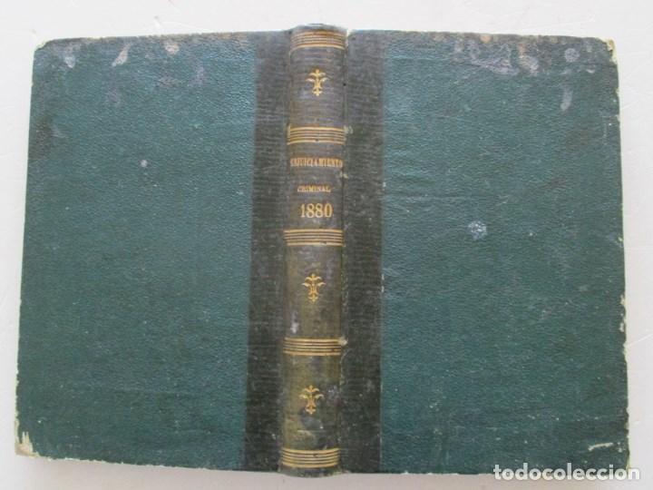 VV. AA. MANUAL DE ENJUICIAMIENTO CRIMINAL. RM86162 (Libros Antiguos, Raros y Curiosos - Ciencias, Manuales y Oficios - Derecho, Economía y Comercio)