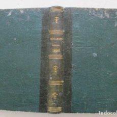 Libros antiguos: VV. AA. MANUAL DE ENJUICIAMIENTO CRIMINAL. RM86162. Lote 119977387