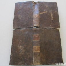 Libros antiguos: CURSO HISTÓRICO-EXEGÉTICO DEL DERECHO ROMANO COMPARADO CON EL ESPAÑOL. DOS TOMOS. RM86171. Lote 119981175