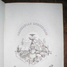 Libros antiguos: ORDENANZAS MUNICIPALES DE BARCELONA. 1857. Lote 39087203
