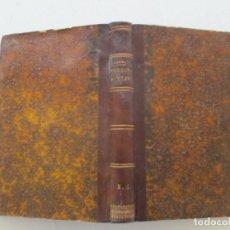 Libros antiguos: P. JOSÉ MENDIVE ELEMENTOS DEL DERECHO NATURAL. RM86238. Lote 120667787