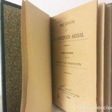 Libros antiguos: CONCEPCIÓN ARENAL : CARTAS A LOS DELINCUENTES. (MADRID, 1894). . Lote 120702431