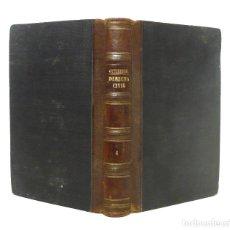 Libros antiguos: 1871 - DERECHO - CÓDIGOS Ó ESTUDIOS FUNDAMENTALES SOBRE EL DERECHO CIVIL ESPAÑOL - LIBRO ANTIGUO. Lote 120843203