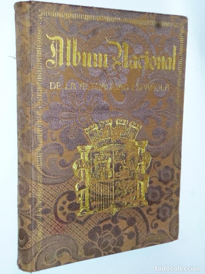 ALBUM NACIONAL DE LA ACTUALIDAD ESPAÑOLA. AÑO 1933 (Libros Antiguos, Raros y Curiosos - Ciencias, Manuales y Oficios - Derecho, Economía y Comercio)