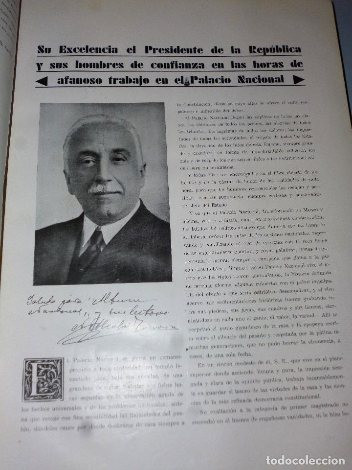Libros antiguos: ALBUM NACIONAL DE LA ACTUALIDAD ESPAÑOLA. AÑO 1933 - Foto 3 - 121678519