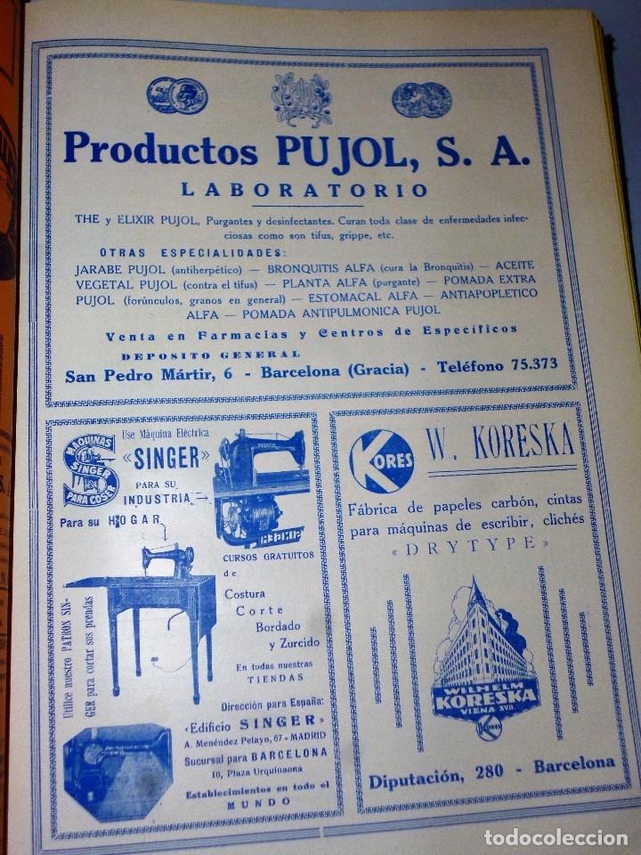 Libros antiguos: ALBUM NACIONAL DE LA ACTUALIDAD ESPAÑOLA. AÑO 1933 - Foto 6 - 121678519