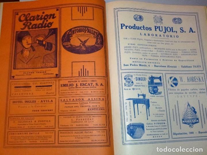 Libros antiguos: ALBUM NACIONAL DE LA ACTUALIDAD ESPAÑOLA. AÑO 1933 - Foto 7 - 121678519