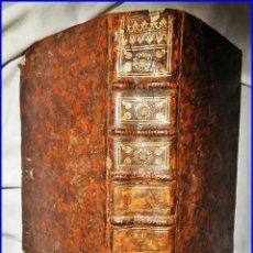 Libros antiguos: AÑO 1741: DERECHO ECLESIÁSTICO. LIBRO DEL SIGLO XVIII.. Lote 122137991