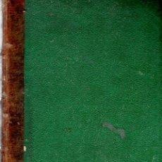 Libros antiguos: METODOLOGIA DE LA CIENCIA DEL DERECHO.SEGUIDA DEL PROGRAMA. FERNANDO DE LEON Y OLARIETA. 2ª ED.1877.. Lote 123315007