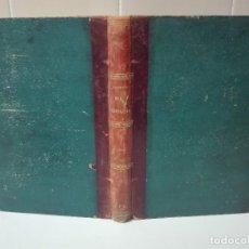 Libros antiguos: TEORIA DE LA TENTATIVA Y DE LA COMPLICIDAD O DEL GRADO EN LA FUERZA FISICA DEL DELITO 1877 CARRARA. Lote 124962523