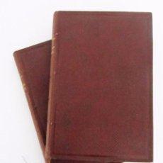 Libros antiguos: COLECCION DE DICTAMENES FISCALES. TOMOS I Y II (1863/1871) SEIJAS-SERNA-DE LA SERNA. . Lote 125864567