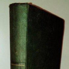Libros antiguos: LEY HIPOTECARIA. REGLAMENTO GENERAL PARA SU EJECUCIÓN E INSTRUCCIÓN. AÑO 1861.. Lote 125945119