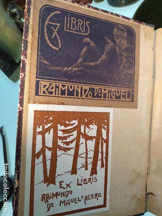 Libros antiguos: TESTAMENTARIAS Y ABINTESTATOS - LAS LEYES - PRIMERA EDICIÓN - MAYO DE 1890 - MADRID - - Foto 2 - 125953079