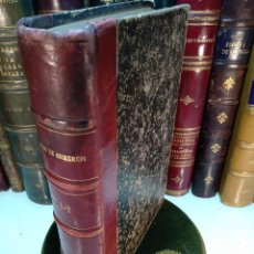 Libros antiguos: EL CÓDIGO DE COMERCIO INTERPRETADO POR EL TRIBUNAL SUPREMO - D. VICENTE LÓPEZ LARRUBIA - 1902 -. Lote 125957199
