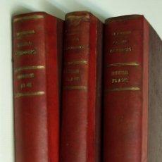 Libros antiguos: CÓDIGO DE COMERCIO ESPAÑOL. R. GAY DE MONTELLA.3 TOMOS. TOMOS, 1, 2 Y 3. 1936 LOMO EN PIEL . Lote 125957591