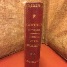 Libros antiguos: CODIGOS O ESTUDIOS FUNDAMENTALES SOBRE EL DERECHO CIVIL ESPAÑOL, TRATADO DE LAS OBLIGACIONES - 1886. Lote 126253887