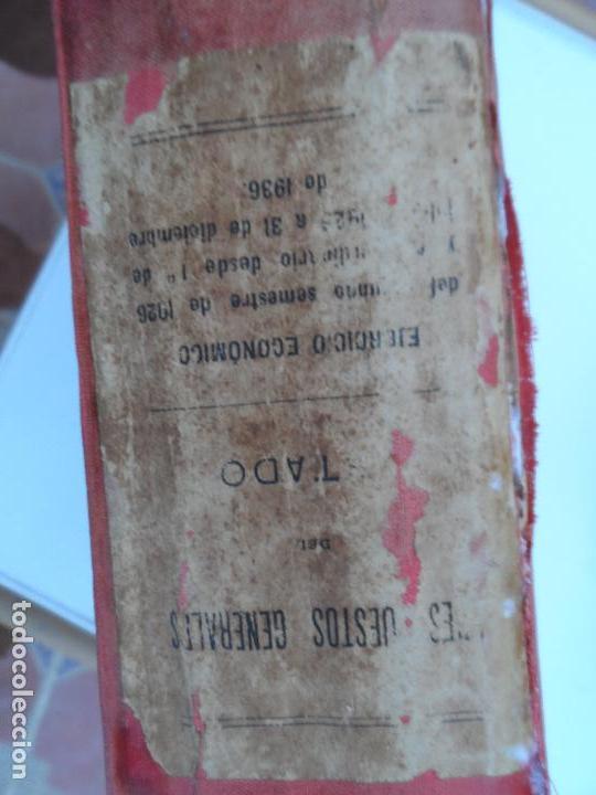 Libros antiguos: PRESUPUESTOS GENERALES DEL ESTADO PARA EL SEGUNDO SEMESTRE DE 1926. - Foto 2 - 129087891