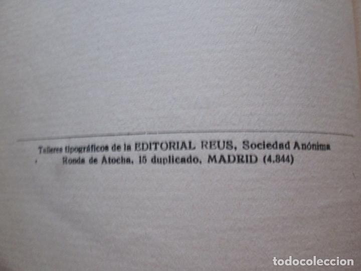 Libros antiguos: LIBRO-DERECHO INTERNACIONAL PRIVADO-JOSÉ MARÍA TRÍAS DE BES-1934-VER FOTOS - Foto 5 - 130579314