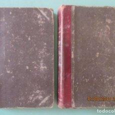 Libros antiguos: MANUAL DE HISTORIA DEL DERECHO ESPAÑOL POR ROMÁN RIAZA Y ALFONSO GARCÍA GALLO. 2 TOMOS. 1934. Lote 130697064