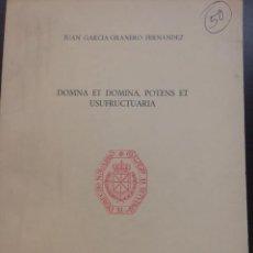 Libros antiguos: ANUARIO DEL DERECHO FORAL II. Lote 131578766