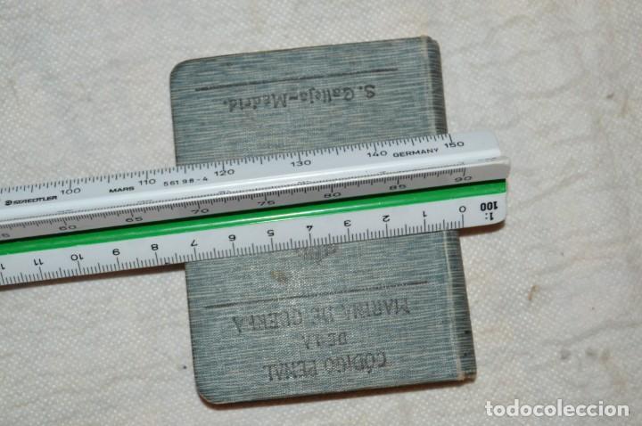 Libros antiguos: CÓDIGO PENAL DE LA MARINA DE GUERRA - SATURNINO CALLEJA - PRINCIPIO DE 1900 - VINTAGE - ENVÍO 24H - Foto 9 - 133381118