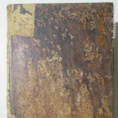 Libros antiguos: LEYES DE HACIENDA DE ESPAÑA. VOLUMEN PRIMERO. MADRID 1894. DON LEÓN MEDINA. DON MANUEL MARAÑÓN. Lote 134200154